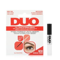 2 In 1 Brush On Striplash Adhesive -  by Duo