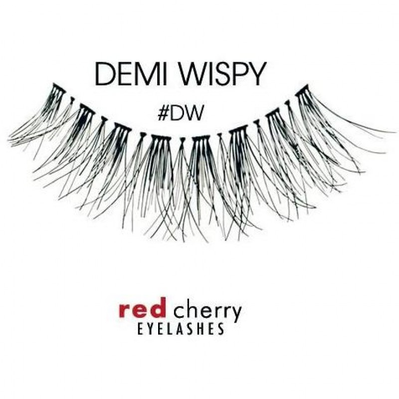 Red Cherry Lashes Style #DW (Demi Wispy)