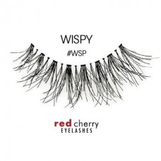 Red Cherry Lashes Style #WSP (Wispy)