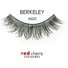 Red Cherry Lashes Style #605 (Berkeley)